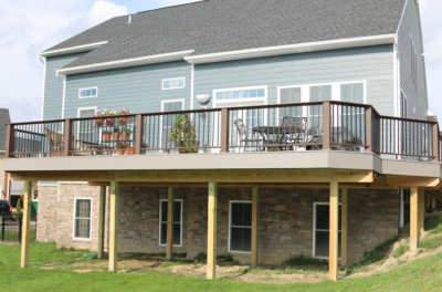 Lorenzi Deck Company New Deck Builder Amp Deck Resurfacing